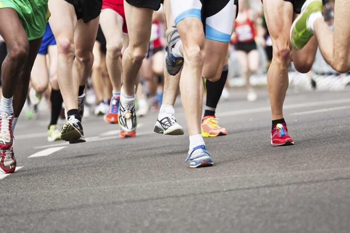 Обезопасить спортсменов от травм при беге