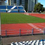 покрытие беговых дорожек, покрытие беговых дорожек стадионов